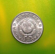 1 pieza forint, moneda de 1989, República Popular de Hungría, Magyar népköztarsáság