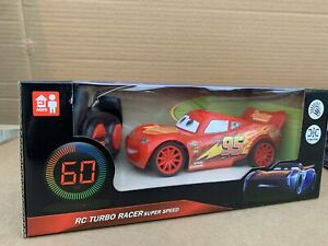 Cars Remote Control Race Car RC Lightning McQueen Racing Model Kids Children Toy