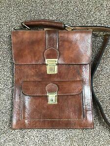 Shoulder Bag, Vintage, Leather