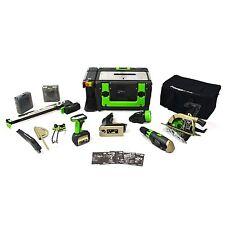 POWER8workshop Lithium 18V Cordless Workshop WS3 model power 8 full deluxe kit