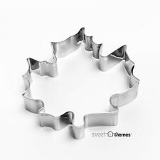 Autumn Leaf Stainless Steel Cookie Cutter