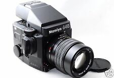 *EXC+* Mamiya 645 Super w/ Sekor C 150mm F3.5 N Lens From JAPAN