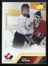 Tyler Seguin 2013 Upper Deck Team Canada Exclusives Spectrum 10/10