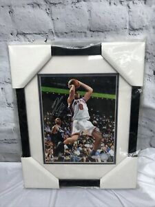 """VTG Danilo Gallinari New York Knicks 13""""x16"""" Autograph Picture Steiner Certified"""