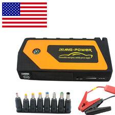 USPS 69800mAh Car Jump Starter Emergency Charger Booster Power Bank Battery SOS