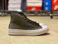 Converse Jack Purcell Woolrich Street Boots Mens Sizes 153880C Wool/White/Black