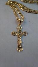 Men's No Stone Chains, Necklaces & Pendants
