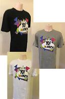 Starter MTV YO Raps T-shirt BNWT Black/Grey/White