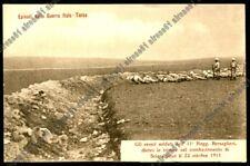 GUERRA ITALO TURCA 69 GUERRA DI LIBIA - COLONIE COLONIALE 11° REGG. BERSAGLIERI