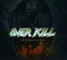 Ironbound: Limited Digipack - Overkill (2010, CD NIEUW)