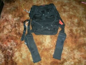 Vector  Sport Parachute Harness/Container