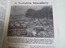 The Dalesman Yorkshire Magazine August 1968 Harrogate Appletreewick Festival