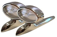 1960 FORD THUNDERBIRD FENDER ORNAMENTS 1 PAIR