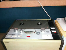 TELEFUNKEN  REGISTRATORE A BOBINE  MOD. M 15 A  2 TRACCE 19-38 CM/SEC.