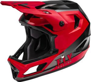 Fly Racing Rayce Watersport Helmet (Gloss Red/Black) L