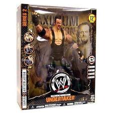 """Wwe Wrestling Agresión máxima servicios funerarios Grande 12"""" detallada Figura De Juguete! Excelente!"""