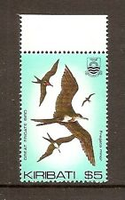 Kiribati - MNH $5 Value from Bird Definitive set - Sc # 399