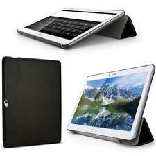 Carcasas, cubiertas y fundas negro de piel sintética para tablets e eBooks Huawei