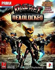 Ratchet: Deadlocked (with DVD) (Prima Official Game Guide), Stratton, Bryan, Goo