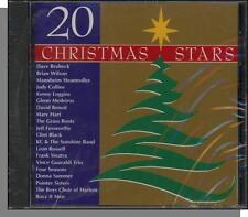 20 Christmas Stars Vol 3 - New 2001 CD! Brian Wilson, Leon Russell, Sinatra, etc