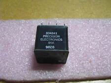 PRECISION ELECTRONICS TRANSFORMER # PEI956  NSN: 5950-00-523-9478 # 334841