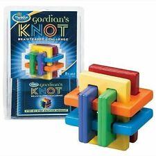 ThinkFun Gordian's Knot Brainteaser Challenge Puzzle