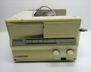 Horizon PF-P310 Electronic Folding Machine - AS IS POWER TESTED - READ