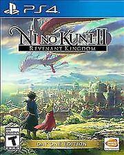 Ni no Kuni II: Revenant Kingdom -- Day One Edition Sony PlayStation 4 PS4