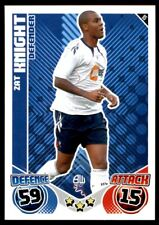 Match Attax 2010-2011 Zat Knight Bolton No. 95