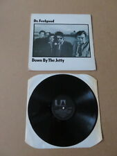 Dr. FEELGOOD Down By The Jetty LP RARE 1975 ORIGINAL UK 1ST PRESSING UAS 29727