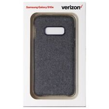 Funda de tela de Verizon para Samsung Galaxy S10e Smartphones-Negro