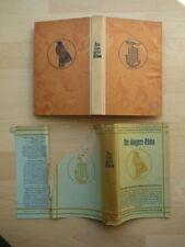 3 Bde. EDDA, Diederichs um 1930. Thule, altnordische Dichtung und Prosa.