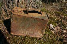 ORIGINAL German WWII MG 34/ 42 OIL can