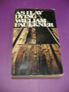 As I Lay Dying - William Faulkner - Paperback Softcover PB