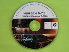 DVD NAVIGATION DEUTSCHLAND EU 2014 BMW ROAD MAP HIGH E39 E46 E52 E53 E83 E85 E86