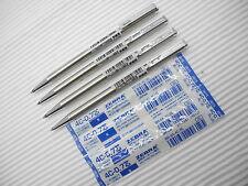 (Tracking No.)6pcs Zebra T-3 mini 100mm 0.7mm ballpen free 2 refill Blue(Japan)