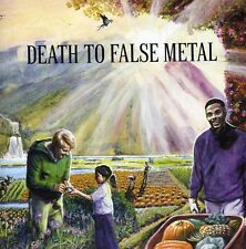 Death To False Metal - Weezer (2010, CD NUOVO)