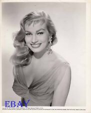 Anita Ekberg busty VINTAGE Photo Pick Up Alley