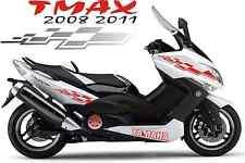 TMAX T-MAX 08/11 Kit Adesivi New RACING EVOLUTION  8 PZ