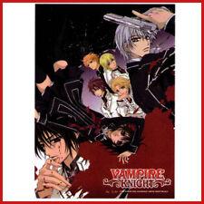 Vampire Knight Wall Scroll Banner Zero Kaname Yuki & Student
