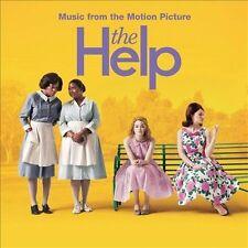 The Help [SDTK] (CD, Jul-2011, Geffen) Mary J. Blige Ray Charles Johnny Cash NEW