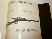 VINTAGE 1977 OTASCO FIREARMS SHOTGUN & RIFLE DEALER CATALOG BY ITAHCA GUN!