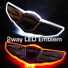 2010 2011 2012 2013 GENESIS 2way LED Trunk EMBLEM Badge Brake Light