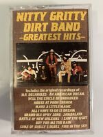 Nitty Gritty Dirt Band Greatest Hits (Cassette)
