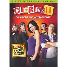 Clerks II 0796019795982 With Rachel Larratt DVD Region 1