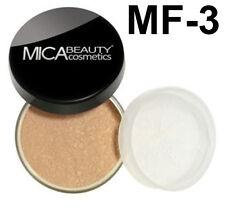 Mica Beauty Foundation Powder MF-3 Toffey  + Free Nail File