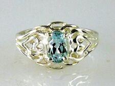 Gioielli di lusso Smeraldo pietra principale acquamarina Acquamarina