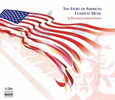 The Story of American Music (Scherer) 2 CDs Set - New - Sealed