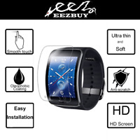 3X Eezbuy LCD Screen Protector Skin HD Film Saver For Samsung Galaxy Gear S/R750