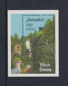 Jamaïque - 1995, Jamaïcain Sauvage Oiseaux Feuille - MNH - Sg MS872